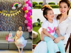 Jennifer Phạm khoe ảnh sinh nhật con gái sau bị chê 'vô cảm' giữa mùa dịch