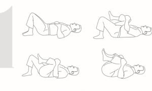7 bài tập vận động giảm đau lưng, người ngồi nhiều nên tập hàng ngày
