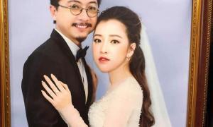 Hứa Minh Đạt đăng hẳn ảnh cưới tuyên bố qua dịch sẽ cưới cô gái này, Lâm Vỹ Dạ lập tức dằn mặt