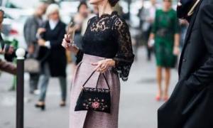 Phụ nữ bốn mươi tuổi mặc 2 kiểu trang phục này sẽ che đi khuyết điểm cơ thể và tăng cường khí chất