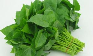 6 lợi ích của việc ăn lá khoai lang 'dinh dưỡng cực kỳ cao'! Những cô gái đau bụng kinh sẽ 'ngăn ngừa mất máu quá nhiều'