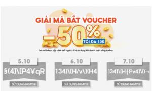 Tin HOT cho các bạn sinh viên, học sinh: Cơ hội 'bắt voucher' mỗi ngày giảm đến 50%, nhanh tay nhận ngay nào!