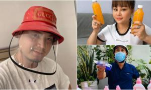 Quyền Linh, Khả Như bán hàng online, Bích Phương, Min, Chi Pu 'ủ mưu' gì?