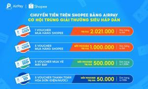 Giới trẻ Việt đang xôn xao vì tính năng chuyển tiền tiện lợi trúng voucher 2 triệu đồng, cập nhật ngay để không tối cổ!