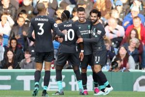 Liverpool duy trì mạch trận toàn thắng ở Premier League