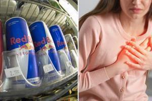 Nghiện nước tăng lực, người mẹ phải đặt máy tạo nhịp tim ở tuổi 32