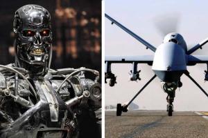 'Robot hủy diệt' sẽ được đưa vào hoạt động trước năm 2021