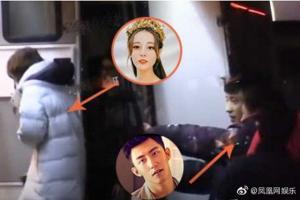 Địch Lệ Nhiệt Ba bị paparazzi tung ảnh ảnh qua đêm tại nhà Hoàng Cảnh Du, rộ nghi án 'phim giả tình thật'