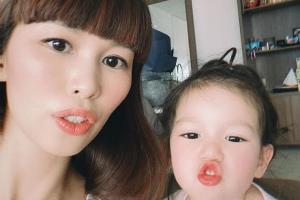 Siêu mẫu Hà Anh bàn về việc có nên quát mắng con?