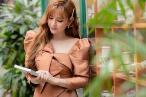 Ca sĩ Thu Thủy tố ekip phim 'Hạnh phúc của mẹ' dùng chùa nhạc