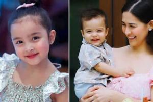 'Mỹ nhân đẹp nhất Philippines' đăng ảnh sinh nhật con trai, dân mạng thốt lên 'nam thần mỹ nữ tương lai đây chứ đâu'