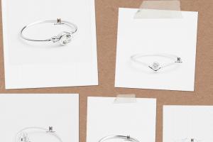 Gợi ý quà tặng trang sức bạc cao cấp trên dưới 200k - lựa chọn tinh tế cho phái đẹp dịp 20/10!