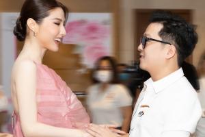 Trường Giang giục Diễm My lấy chồng