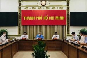 Giãn cách xã hội toàn TP.HCM từ 0h ngày 31/5 theo Chỉ thị 15, riêng quận Gò Vấp và một phường quận 12 theo Chỉ thị 16
