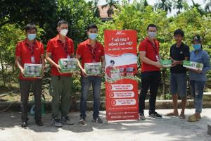 J&T Express nối dài hành trình hỗ trợ tiêu thụ nông sản Việt