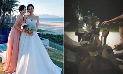 Phanh Lee, đám cưới Phanh Lee, sao việt