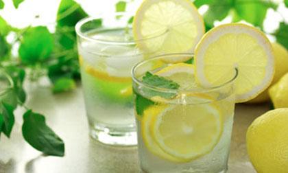 nước chanh, ăn sai cách, chanh