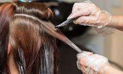 nhuộm tóc, ung thư, thói quen xấu