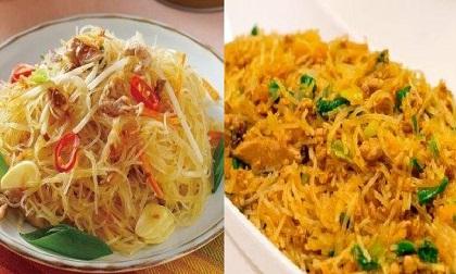 hoa sen, món ăn từ hoa sen, dạy nấu ăn